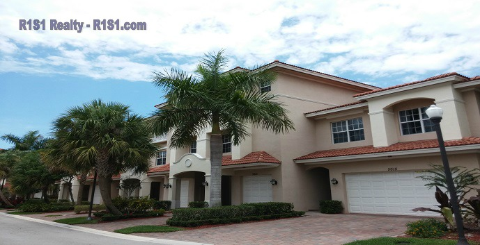 Townhomes For Sale In Cielo Palm Beach Gardens Florida