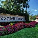 Boca Bath and Tennis Homes - Boca Raton FL