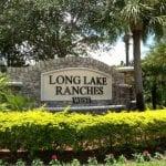 Long Lake Ranches Homes - Davie FL