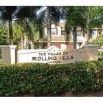 Villas of Rolling Hills Townhomes - Davie FL