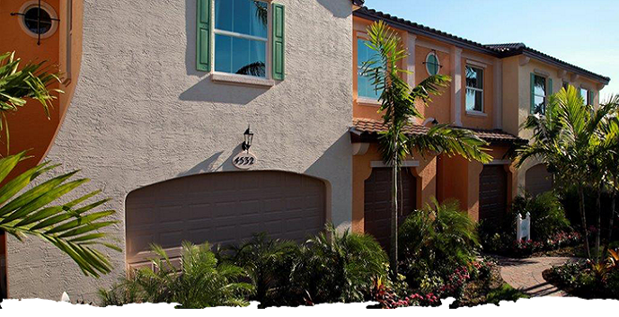 Trevi New Construction Townhomes Palm Beach Gardens Fl New Townhomes
