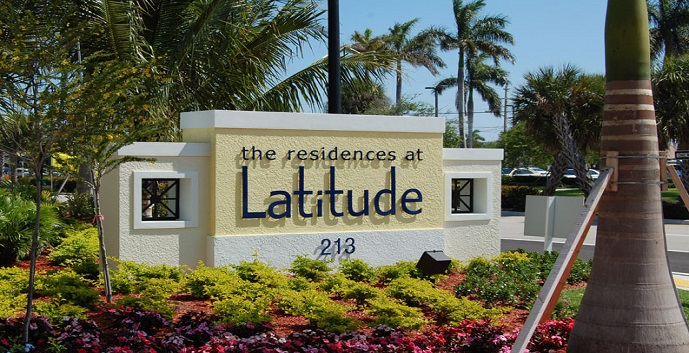 Latitude at Delray Beach FL New Construction Condos Townhomes