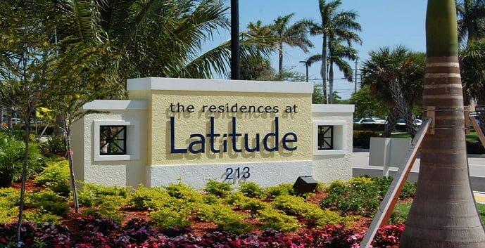 Latitude at Delray Beach FL New Construction Condos Townhomes