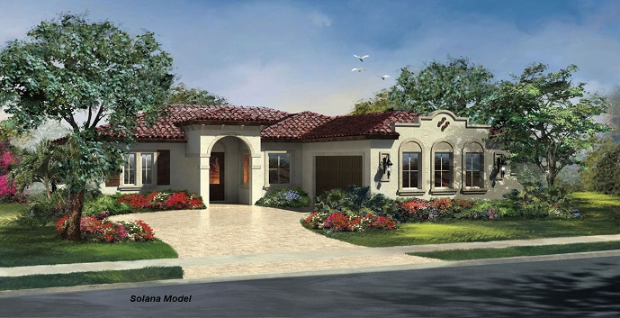 Taralyne new construction homes davie fl davie new for Modern houses in florida