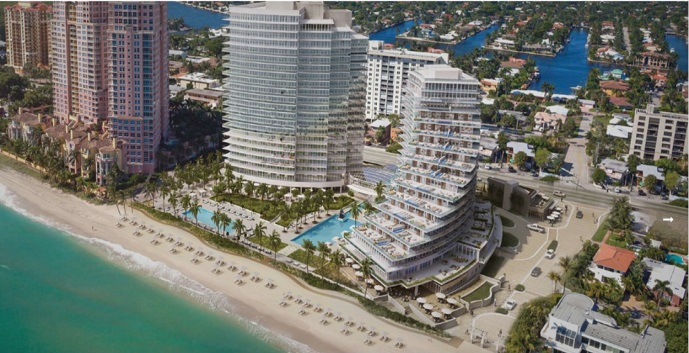 Auberge Beach Residences New Construction Condos Fort Lauderdale Fl