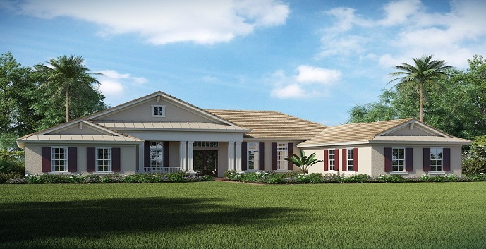 Sterling Ranch Homes New Construction Davie
